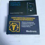 Karta do portfela / karta medyczna