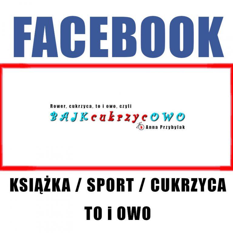 Strona na Facebooku Anna Przybylak – Bajkcukrzycowo